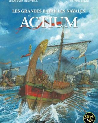Grote zeeslagen de 14 – Actium