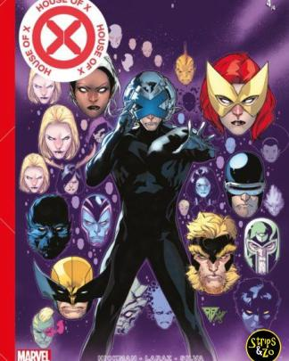 House of X Powers of X 4