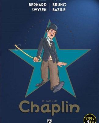 Sterren van de geschiedenis Charlie Chaplin