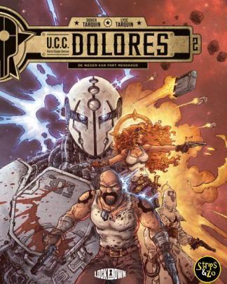 UCC Dolores 2 – De wezen van Fort Messaoud 1