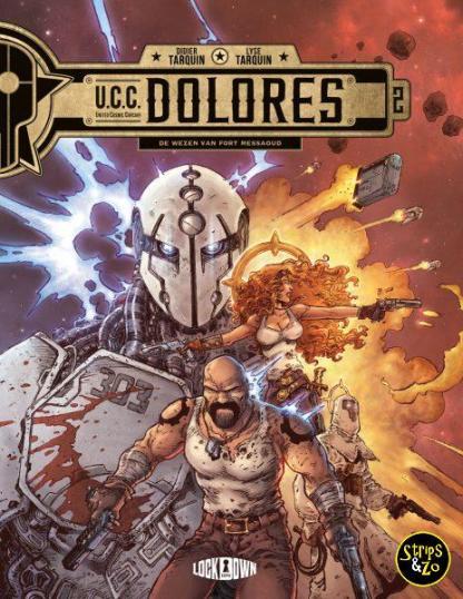 UCC Dolores 2 – De wezen van Fort Messaoud