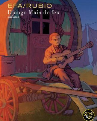 Vrije Vlucht Django vingervlug