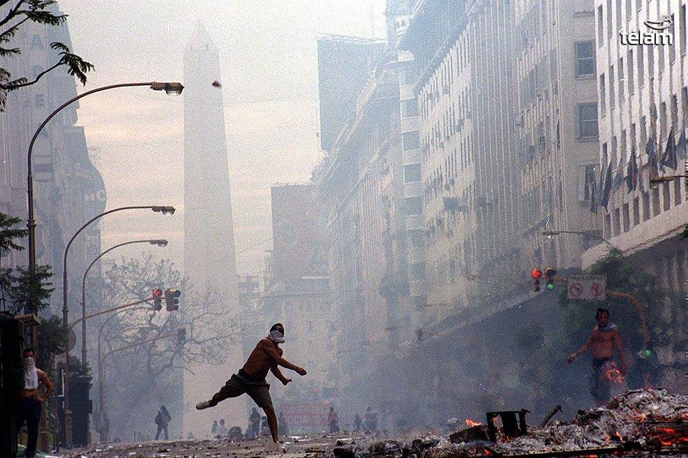 Amadeo, Bein, Blejer, Pignanelli, Prat Gay, y Sturzenegger, los responsables de la catástrofe del 2001, están de nuevo al frente