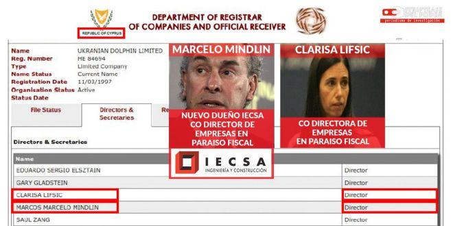 El nuevo dueño IECSA