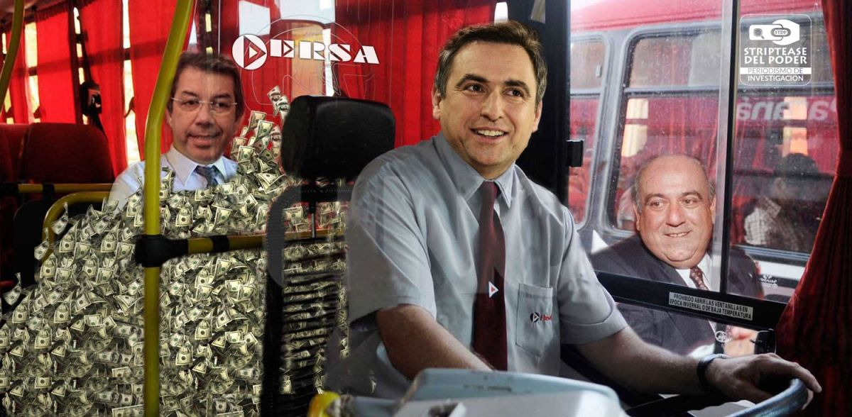 """EXCLUSIVO: Los Mestre y el negocio """"mafioso"""" de los bondis en Córdoba"""