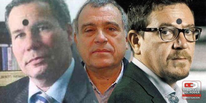 Alberto Nisman, Allán Bogado, Abril Bogado, Crsitina Fernández de Kirchner