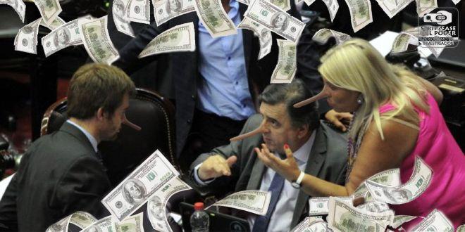 Elisa Carrió, Nicolás Massot, Mario Negri, reforma previsional. regorma jubilatoria