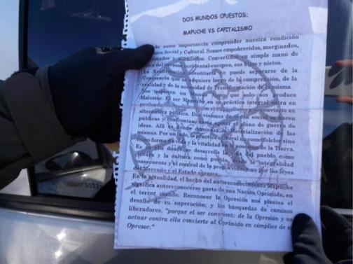 Echazú, Maldonado, Otranto, Patricia Bullrich, Héctor Magnetto, Vidal, Gendarmería, Desaparición, Macri, RAM
