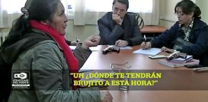 Pilquiman Echazú, Maldonado, Otranto, Patricia Bullrich, Héctor Magnetto, Vidal, Gendarmería, Desaparición, Macri, RAM