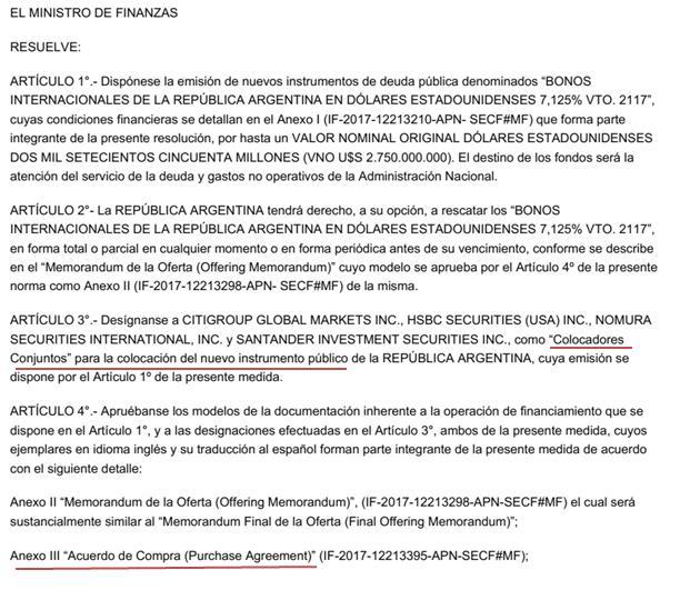 ministro de Finanzas Luis Caputo, Asignación Universal por Hijo, compañías offshore, Bancos, Corrupción, Macri