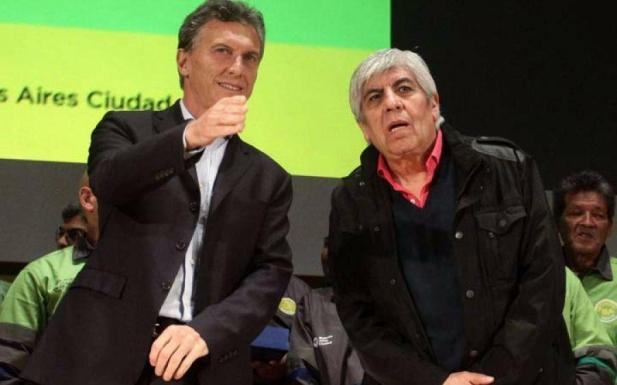 """Lusa, UCR, Cotreco,PJ y Caputo-Solvi, PRO, Hugo Moyano, Macri, Schiaretti, Mestre, """"Niky"""" Caputo"""