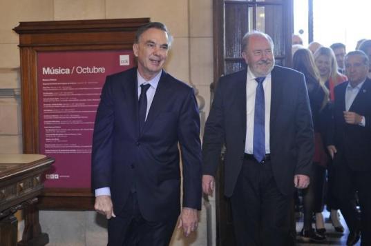Miguel Picheto, Diego Bossio, Senado, Cámara de Diputados, ANSES, Macri, Gobierno