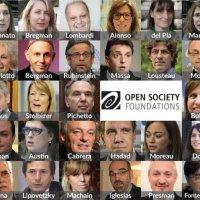 """Los """"líderes confiables"""" argentinos financiados por Soros: de la derecha hasta la izquierda están todos"""