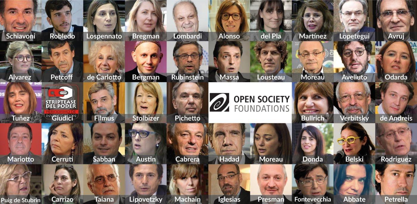 """Los """"líderes confiables"""" argentinos financiados por Soros: de la ..."""