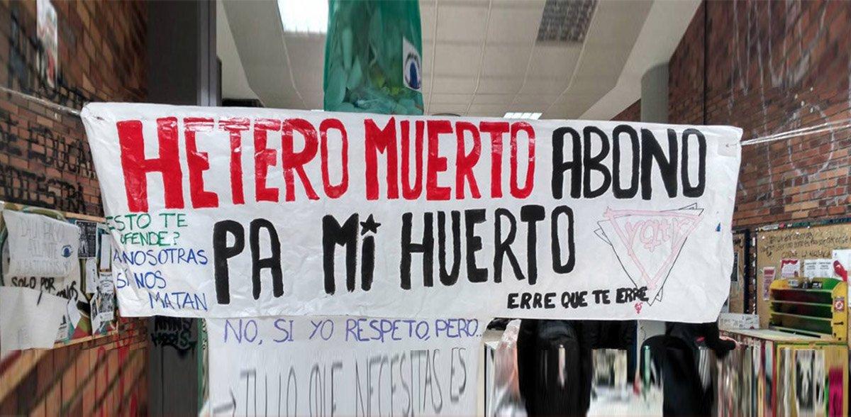 """Nicolás Morás: """"Feminismo autoritario y represión son dos caras de la misma moneda"""""""