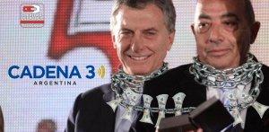 CADENA 3, Mauricio Macri, Mario Pereyra, PRO, Deuda Fiscales, Pauta Publicitaria, prórroga automática de la concesión, cadena nacional, Multimillonarias, Vicepresidente, Córdoba