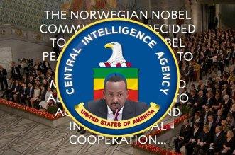 Nobel de la Paz, Abiy Ahmed Ali, primer ministro de Etiopía, CIA, terrorismo, Somalia, Presa