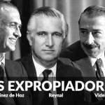 Martínez de Hoz, Reynal, Videla, Los Expropiadores , Economia,, Wall Street, Europa, Vicentín, Argentina