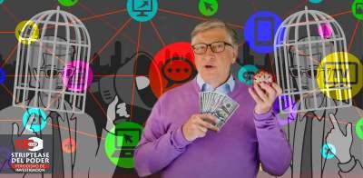 Bill Gates, fundación Bill y Melinda Gates, coronavirus, OMS, Vacuna ARN, Medios de comunicación, Chequeado.com