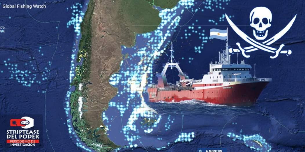 Pesca Atlantico Sudoccidental