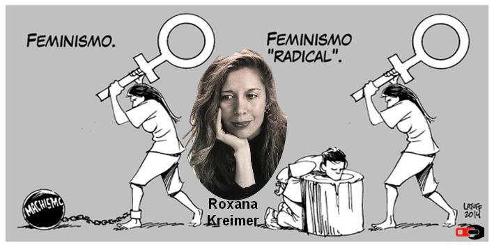 Feminismo científico, Roxana Kreimer, violencia bilateral