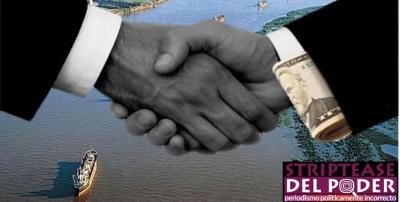 Hidrovia, negociados, funcionario público