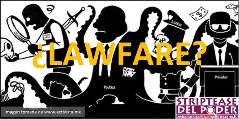 Lawfare o corrupción