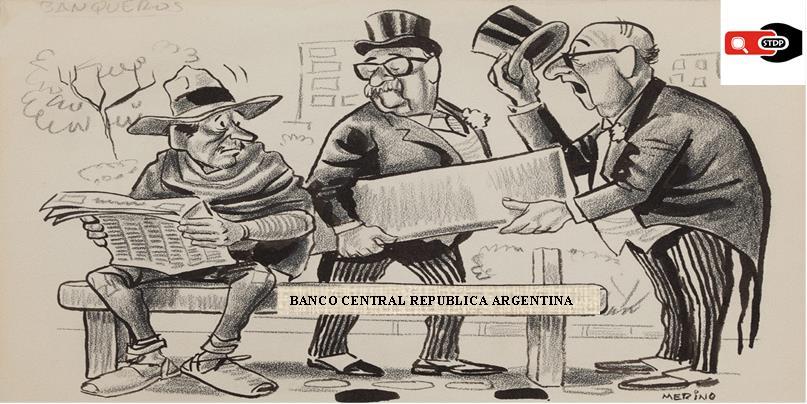 BCRA: La emisión no va a los pobres ni a la producción, sino a los banqueros