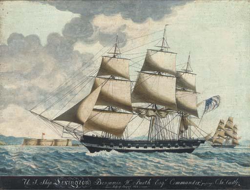 Malvinas, EEUU, RU, USS Lexington
