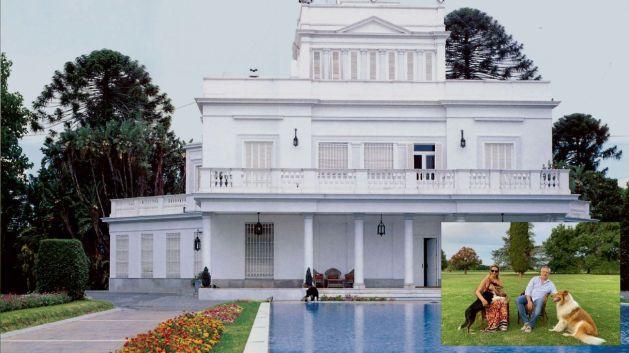 Fotogate, Olivogate, Residencia Presidencial Olivos, visitas, ALberto Fernández, Fabiola Yañez