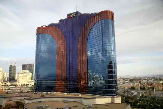 Ouest Strip Rio Hotel Casino