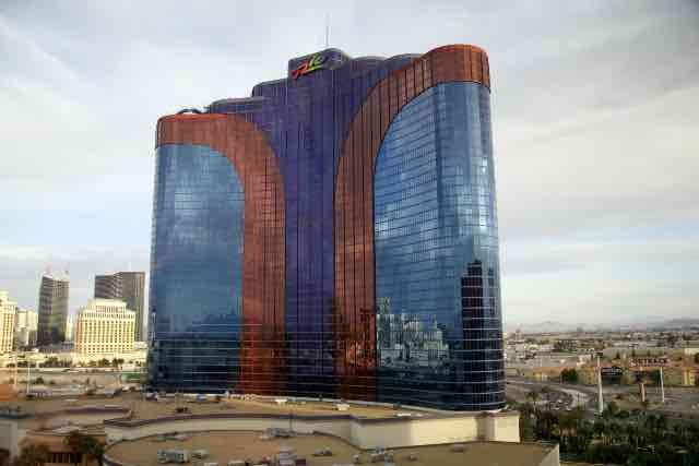 Ouest Strip Rio Hotel Casino