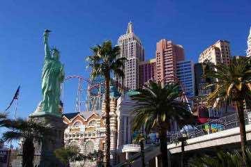 Hotel New York-New York Vegas