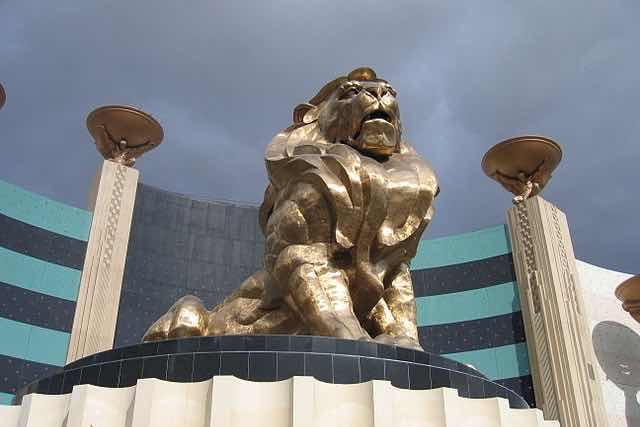 Lion MGM Grand