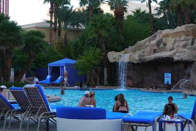 Piscine Rio Hotel Las Vegas