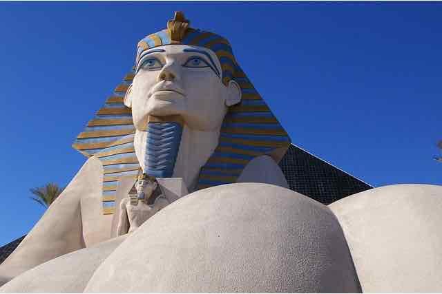 Sphynx Luxor