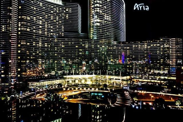 Casino Hôtel Aria Las Vegas