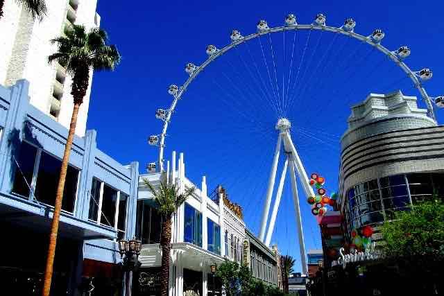 High Roller Las Vegas 640427