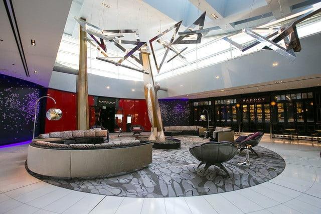 Hotel Aria Resort and Casino