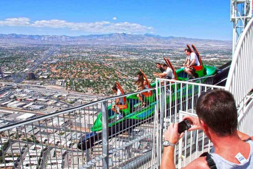 Strat Skypod Las Vegas