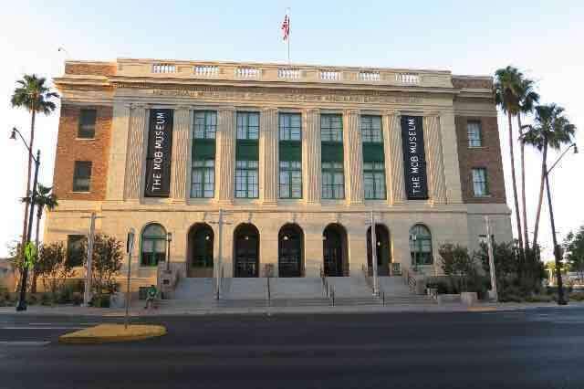 Mob Museum Fremont Street Las Vegas 640426