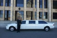 Tour en limousine à Las Vegas