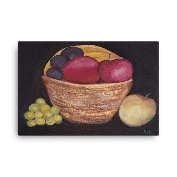 Image of Fruitfull 24 x 36 Canvas by Deborah Kala