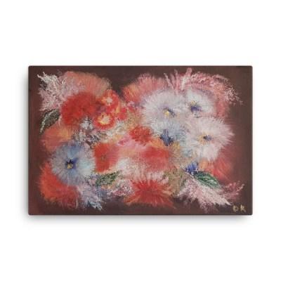 Image of Summers Bloom - 24 x 36 canvas by Deborah Kala
