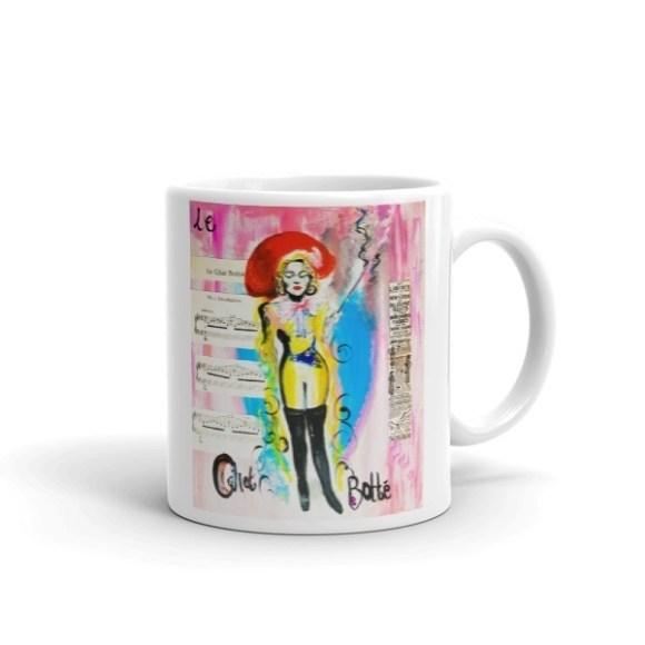 Le Chat Botte - Mug