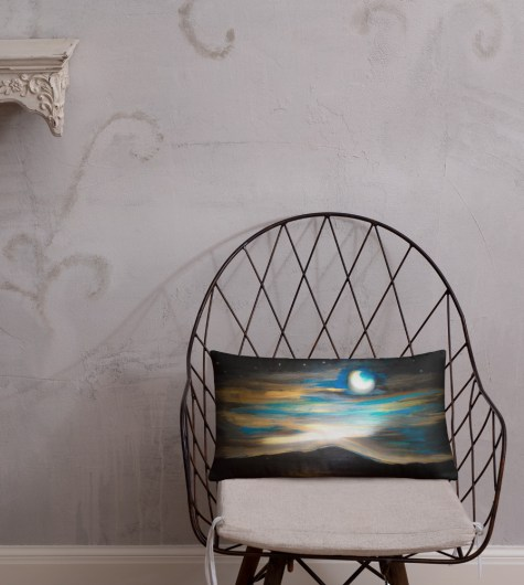 Image of Moonlight - Luxury Pillow