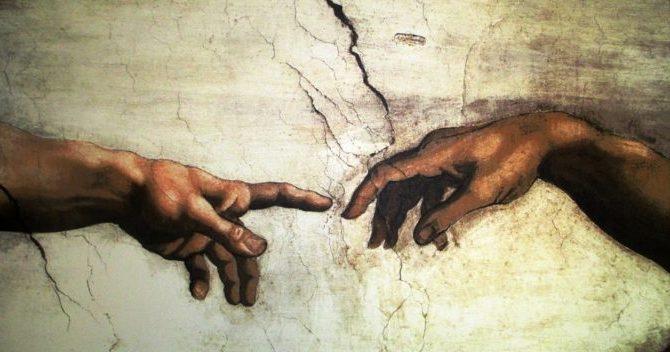 Michelangelo τοιχογραφία
