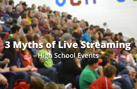 live streaming myths