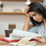 Do you have test anxiety? Stressed about an upcoming exam? These tips can help.