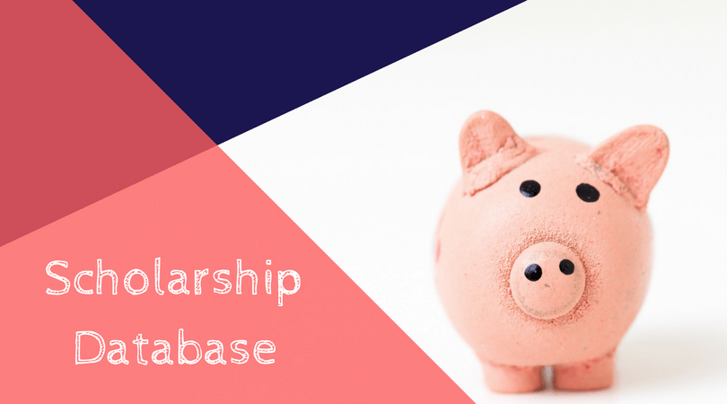 Are you having a tough time finding scholarships? Try our searchable scholarship database